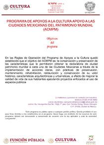 Objetivos Del Programa 2020
