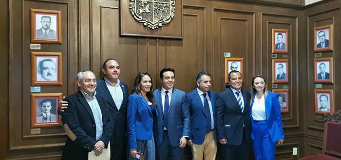 Firma de Convenio del Centro Históricoy la CDMX