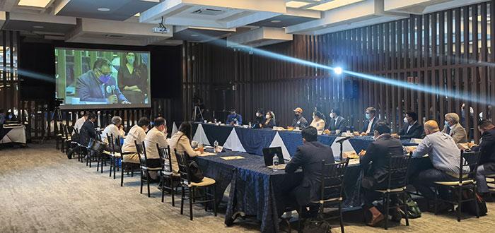 Reunión de trabajo de la Asamblea Anual 2021 de la AMIMP